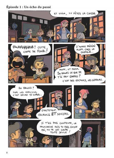 Page 7 Le collège noir tome 2