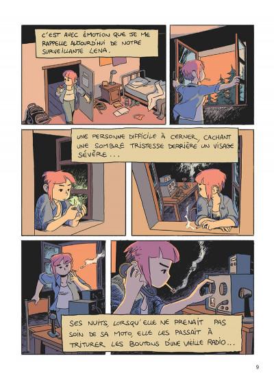 Page 8 Le collège noir tome 2