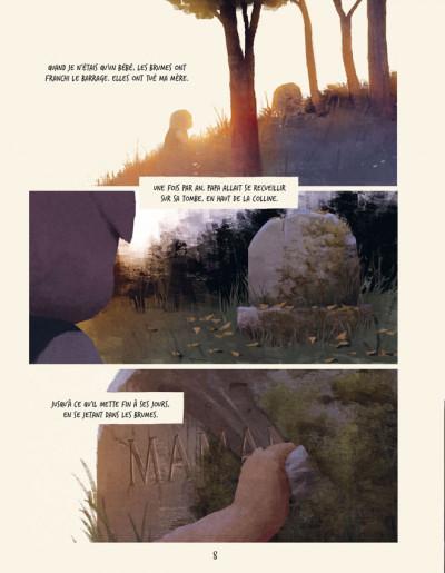 Page 3 Le veilleur des brumes tome 1