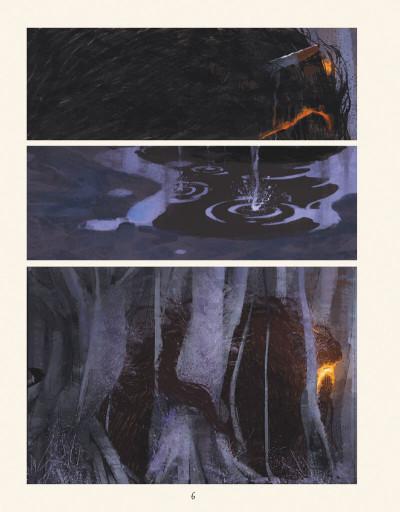 Page 5 Le veilleur des brumes tome 2