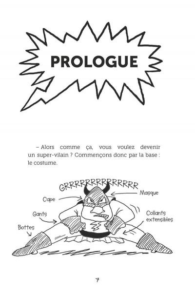 Page 6 Super-vilain tome 2
