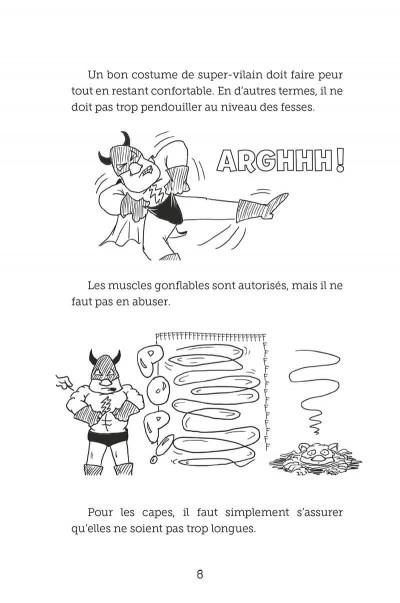 Page 7 Super-vilain tome 2