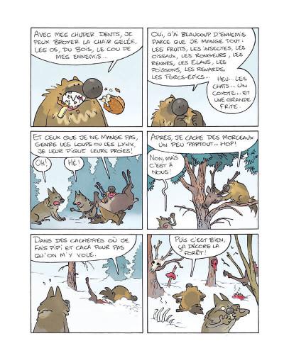 Page 4 Glouton, la terreur des glaces