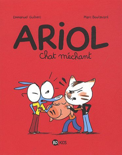 Couverture Ariol tome 6