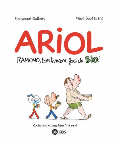 Page 2 Ariol - Ramono ton tonton fait du bio !