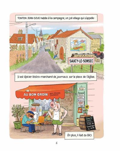 Page 5 Ariol - Ramono ton tonton fait du bio !