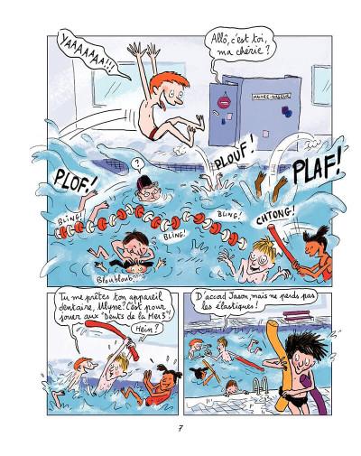 Page 6 Anatole Latuile tome 1 - c'est parti !