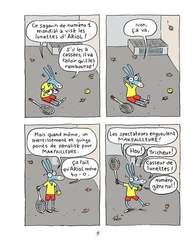 Page 8 Ariol tome 1 - un petit âne comme vous et moi