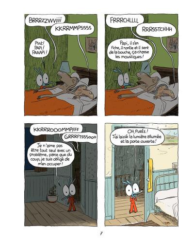 Page 6 Ariol tome 4 - une jolie vache