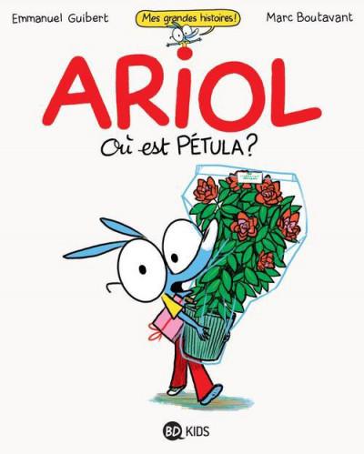 Couverture Ariol - mes grandes histoires tome 1