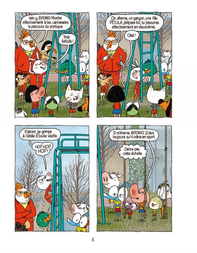 Page 6 Ariol tome 9 - les dents du lapin