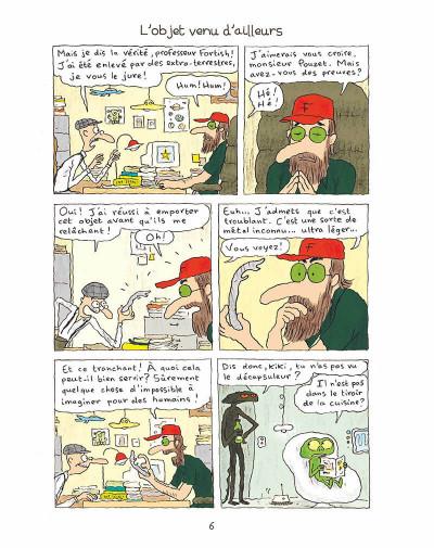 Page 5 Kiki et Aliène tome 2 - coucou c'est encore nous