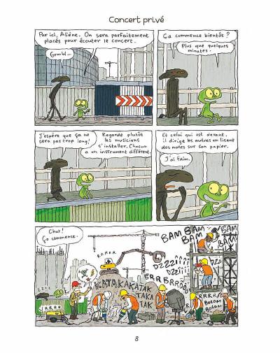 Page 7 Kiki et Aliène tome 2 - coucou c'est encore nous