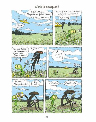 Page 9 Kiki et Aliène tome 2 - coucou c'est encore nous