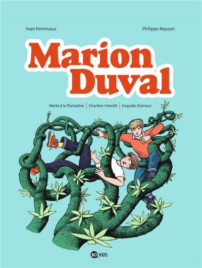 Couverture Marion Duval - intégrale tome 5