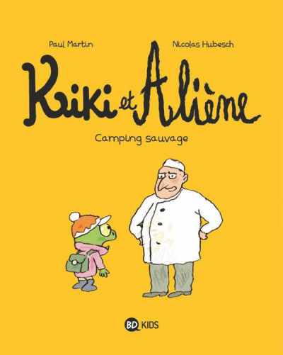 Couverture Kiki et Aliène tome 3