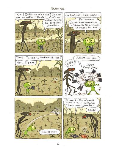 Page 6 Kiki et Aliène tome 3