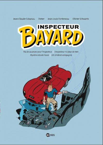 Couverture Inspecteur Bayard intégrale tome 1