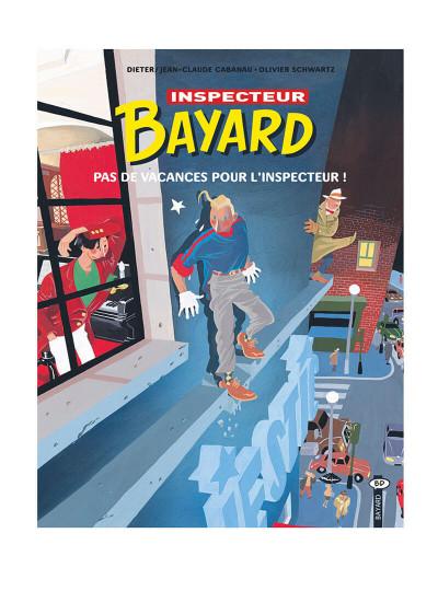 Page 7 Inspecteur Bayard intégrale tome 1