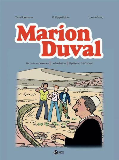 Couverture Marion Duval - intégrale tome 7