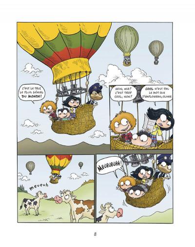 Page 0 Poptropica tome 1