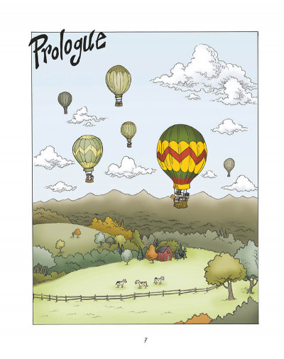 Page 9 Poptropica tome 1