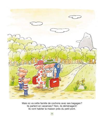 Page 8 Les trois cochons petits tome 1 - Dans la forêt enchantée