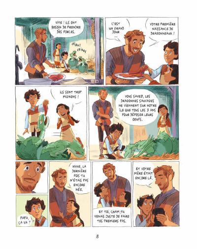 Page 7 Les dragons de Nalsara tome 1