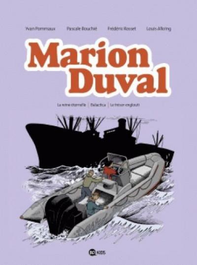 Couverture Marion Duval - intégrale tome 8