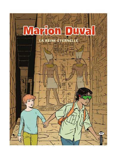 Page 4 Marion Duval - intégrale tome 8