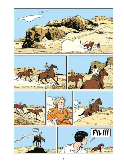 Page 5 Marion Duval - intégrale tome 8