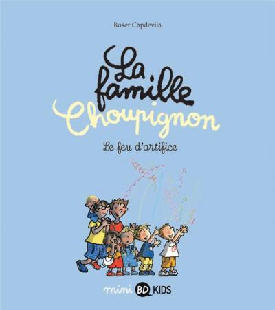 Couverture La famille Choupignon tome 2