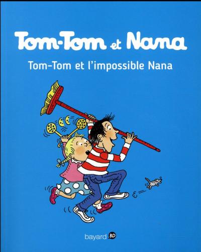 Couverture Tom-Tom et Nana tome 1
