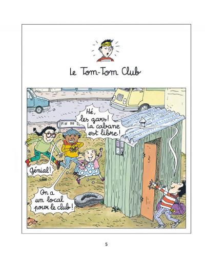 Page 5 Tom-Tom et Nana tome 19 - bienvenue au club !