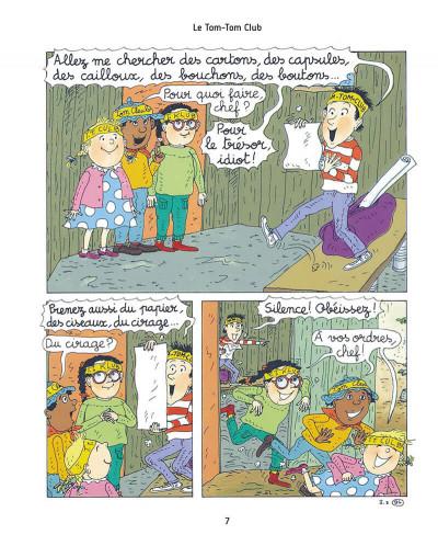 Page 7 Tom-Tom et Nana tome 19 - bienvenue au club !