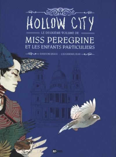 Couverture Miss Peregrine et les enfants particuliers tome 2