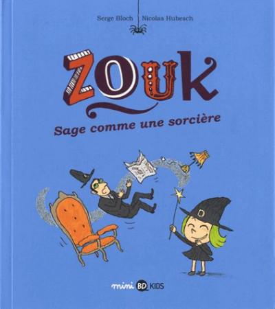 Couverture Zouk tome 9