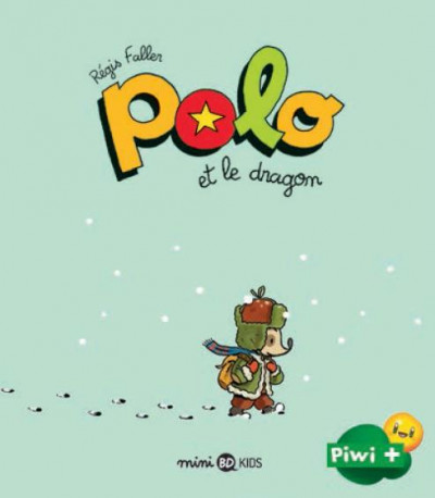 Couverture Polo tome 6 - Polo et le dragon