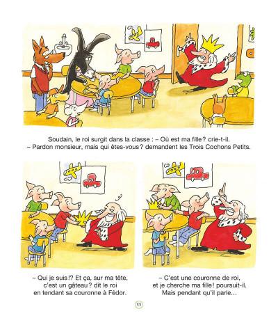 Page 2 Les trois cochons petits tome 3