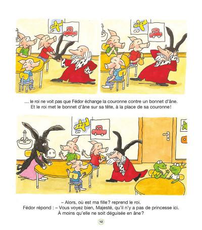 Page 3 Les trois cochons petits tome 3