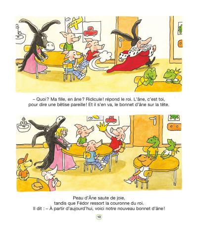 Page 4 Les trois cochons petits tome 3
