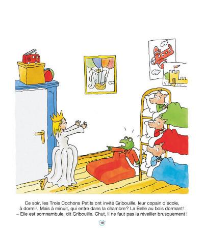 Page 6 Les trois cochons petits tome 3