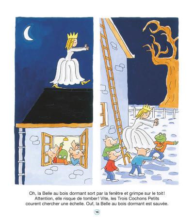 Page 7 Les trois cochons petits tome 3
