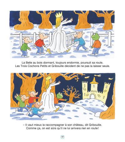 Page 8 Les trois cochons petits tome 3