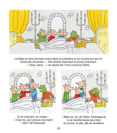 Page 9 Les trois cochons petits tome 3