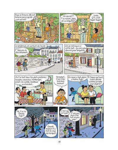 Page 2 Les Super Super tome 5