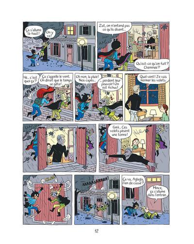 Page 3 Les Super Super tome 5