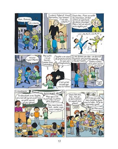 Page 4 Les Super Super tome 5