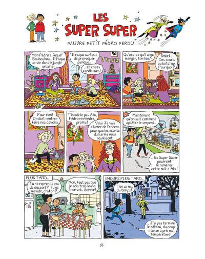 Page 5 Les Super Super tome 5
