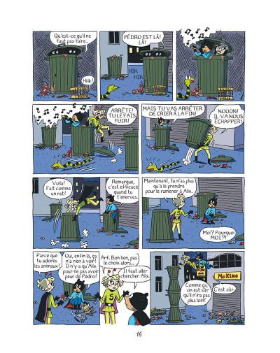 Page 7 Les Super Super tome 5